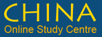 China Online Study Centre logo