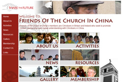 Friends of the Church in China